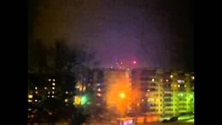 Новый 2015 год иркутск. Первомайский