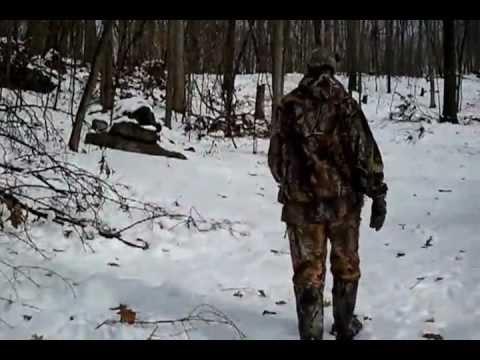 Bow Hunting - Big Buck Kill - Connecticut