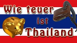 Lebenshaltungskosten in Thailand – Chiang Mai 2018