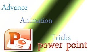 Learn PowerPoint Animation Tricks |Hindi| PowerPoint -10Presentation Tips & Tricks