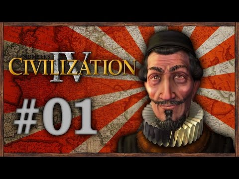 Let's Funk King Play Civilization IV #01 Netherlands / Holland / Dutch Empire: Cultural Victory