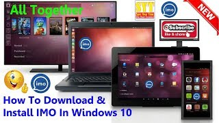 Download lagu How To Download & Install IMO In Windows 10