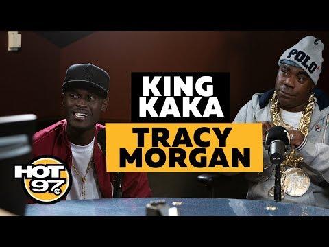 Tracy Morgan On Tiffany Haddish, Asks Ebro To Be Kind To Tekashi 6ix9ine + Introduces King Kaka