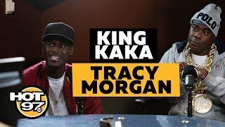 Tracy Morgan On Tiffany Haddish, Asks Ebro To Be Kind To Tekashi 6ix9ine + Introduces King Kaka thumbnail