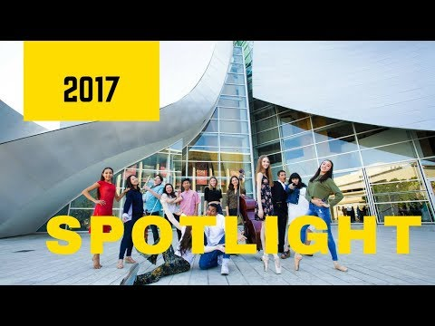 The Music Center's Spotlight - 2017
