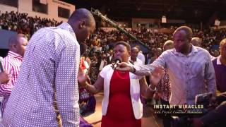 Prophet Makandiwa - Melting of Belly Fat Instant Miracles