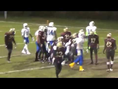 Noles vs Albany Harvest Bowl Championship 31 - 26