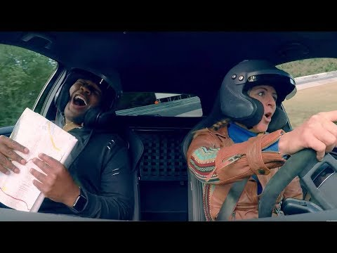 The VW Golf GTI Clubsport S vs the Nürburgring | Top Gear Series 24 | BBC