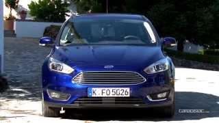 Essai Ford Focus 2014