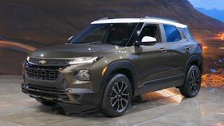 2021 Chevrolet Trailblazer: First Impressions — Cars.com