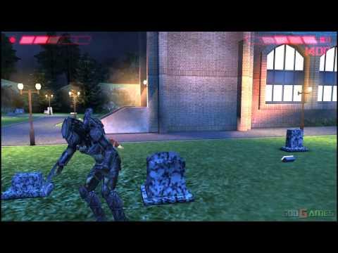 Aliens vs. Predator: Requiem - Gameplay PSP HD 720P (Playstation Portable)