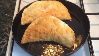 Çi Börek Tarifi  Kıymalı Tava Böreği Tarifi   Tadimiztuzumuz