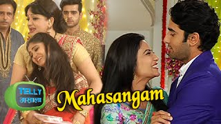 Oops! Santoshi DRUNK DANCING | Santoshi Maa | Ganga | Maha Sangam | & TV