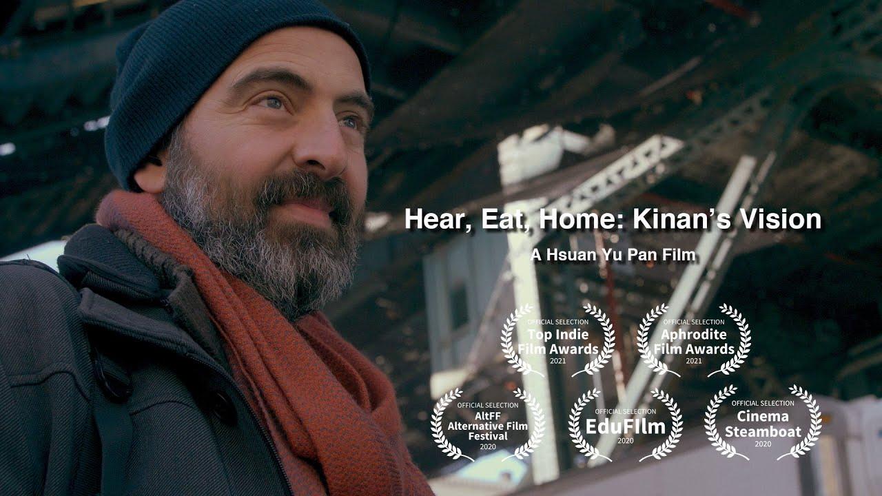 Hear, Eat, Home: Kinan's Vision | My RØDE Reel 2020