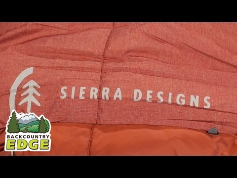 Sierra Designs Frontcountry Bed Duo Syn 2 Season Sleeping Bag