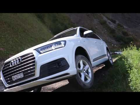 Audi Driving Experience 2016 ¦ Audi Q7 ¦ Audi A4 ¦ Buochs -Switzerland
