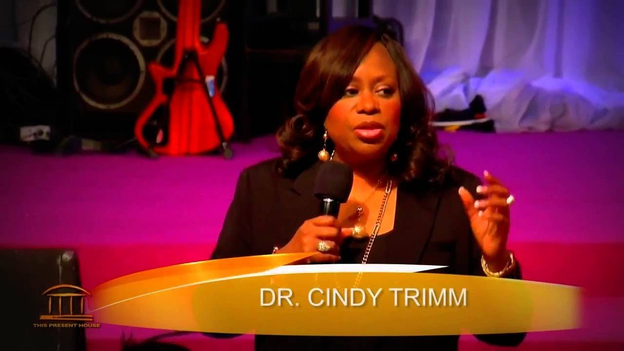 Was Dr  Cindy Trimm Wrong For Wanting a Rich Husband?