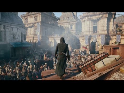 Assassin's Creed Unity Gameplay GT 730 DDR5 |
