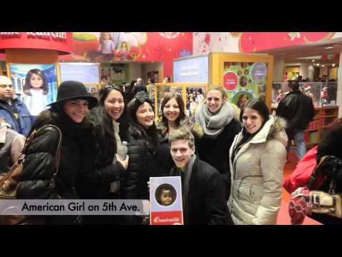 Retail Management Students in New York