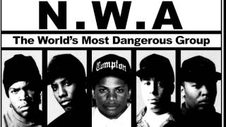 N.W.A  Eazy-E Boyz-N-The Hood