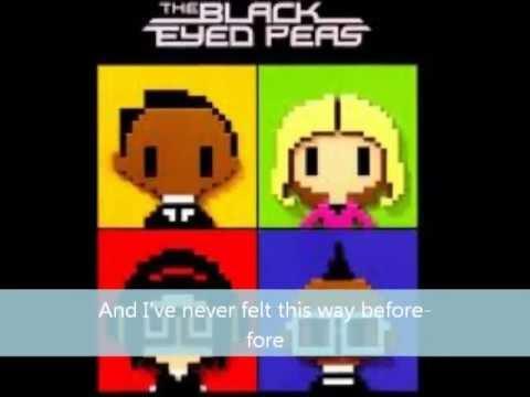 The Black Eyed Peas - The Time (Dirty Bit) + Lyrics