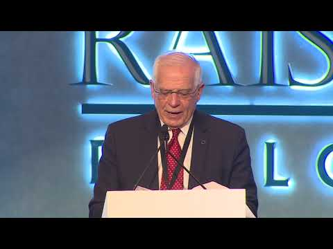 Raisina 2019 | Ministerial Address| Josep Borrell, Minister of Foreign Affairs, Spain