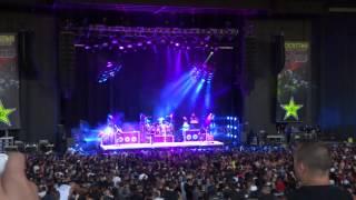 Korn - Here To Stay/Never Never live 2014 (Rockstar Mayhem Fest)