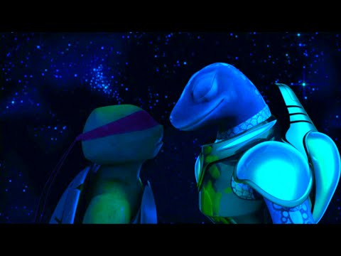 TMNT 2012 - Raph & Mona - I'm in Love with a Fairytale