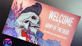 Zack Snyder Begins Filming Army Of The Dead