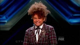 The X Factor 2011 USA - Top 17 - Rachel Crow