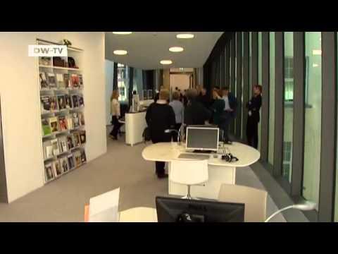 German National Library | euromaxx