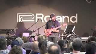 Andrew Gouché — Roland Worship Connection 2014