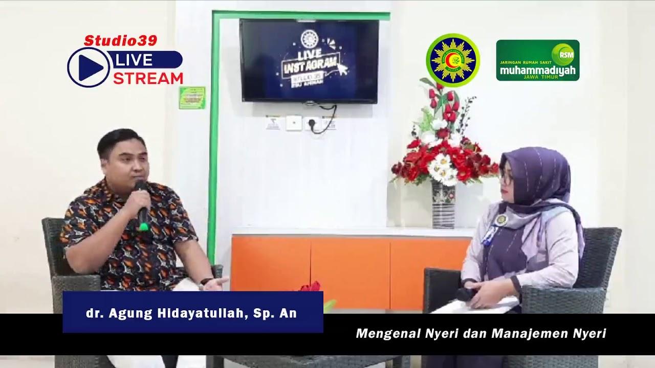 Mengenal Nyeri dan Manajemen Nyeri oleh dr. Agung ...