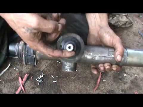 Как отремонтировать рулевую рейку ВАЗ. Сделай Сам!