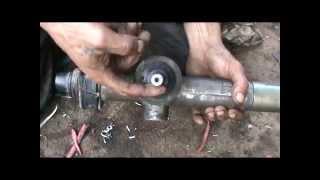 Как отремонтировать рулевую рейку ВАЗ. Сделай Сам!(Нестандартный подход в ремонте рулевой рейки в домашних условиях., 2014-03-29T15:30:14.000Z)