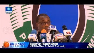 Baru Seeks Improved Synergy Among African Countries in Oil Sector  Business Morning 