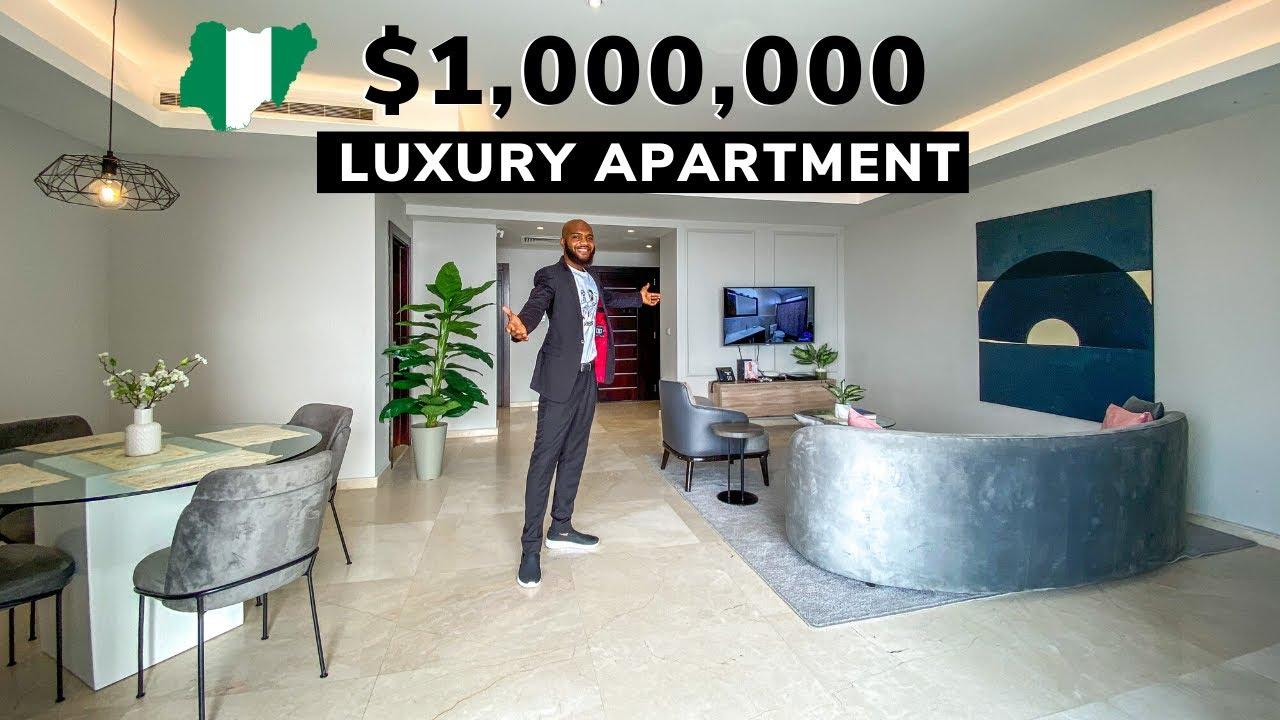 What's Inside a $1 million Eko Atlantic Lagos Luxury Apartment?