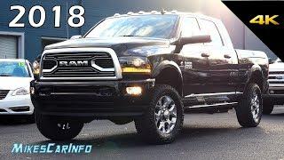 2018 RAM 2500 Limited Tungsten - Quick Look in 4K