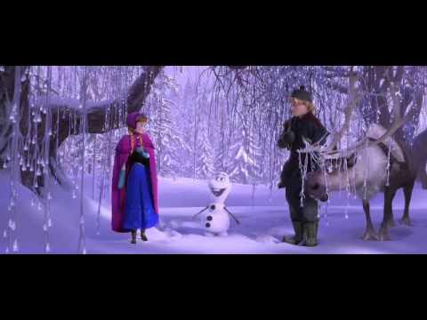 Trailer do filme Frozen - Uma Aventura Congelante 2