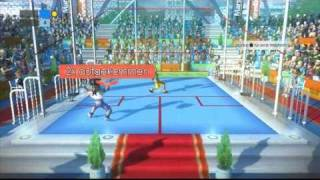 PS3 Racket Sports Squash + Platinum Trophy
