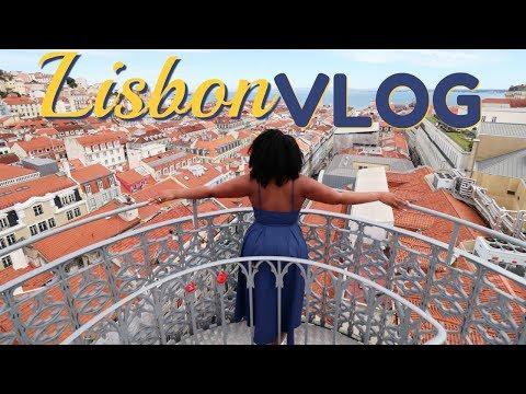 ➣ Lisbon & Cascais (Portugal) Vlog 2019  | Sophia Tim