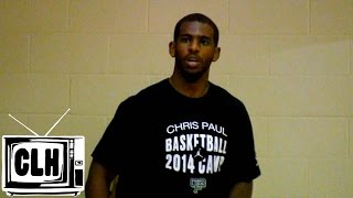 chris paul is unstoppable against nations top guards cp3 elite guard camp 2014