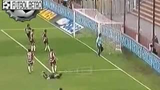 Lanus 1 vs Boca Jrs 0 Clausura 2009 1er Tiempo FUTBOL RETRO TV