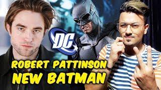 Robert Pattinson To Play BATMAN In Matt Reeves' Film, Replaces Ben Affleck
