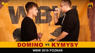 Domino  Kymysy  WBW 2019 Poznań (1/8) Freestyle Battle