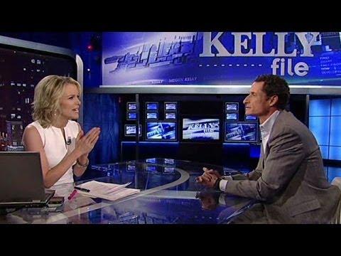 Megyn Kelly Vs Anthony Weiner