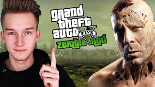 GTA V Zombie Mod SEZON 3 #5 - POWRÓT do POCZĄTKU!