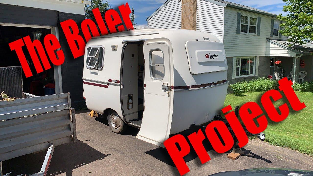 The Boler Project - Ep 1 - I can't believe we got one! (Je ne peux pas croire que nous en avons une)