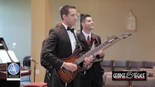 Свадьба настоящего гитариста!