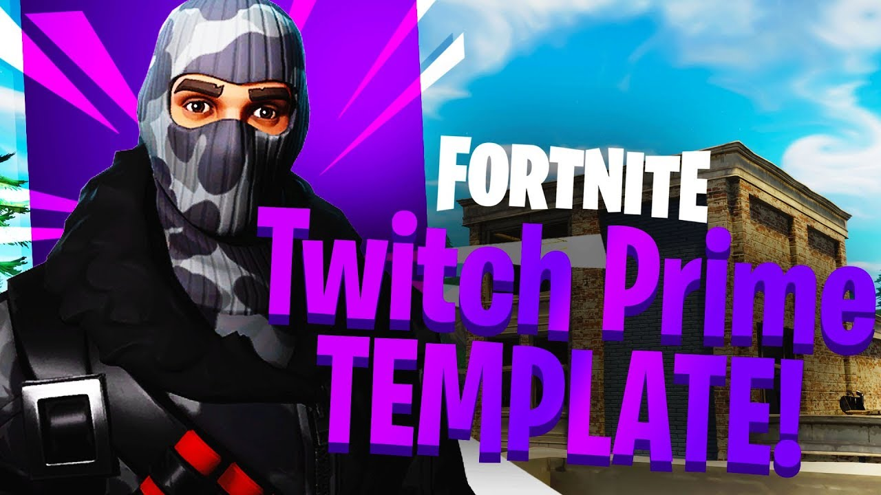 new fortnite twitch prime skins items template free fortnite gfx thumbnail template - fortnite new item template